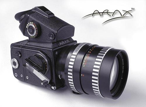 Arax Photo | Camera | ARAX MEDIUM FORMAT CAMERA DEVELOPMENT FOR ...